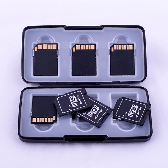Case para cartões de memória